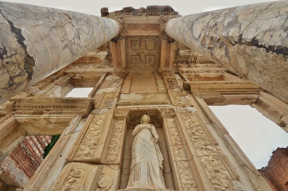 Efes Antik Kenti Nerede Nasıl Gidilir Giriş ücreti Ziyaret